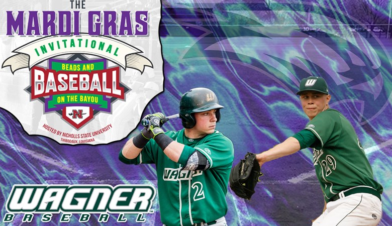 Baseball To Open 2017 Season At The Mardi Gras Invitational; Takes On Southern University Thursday - Wagner College Athletics