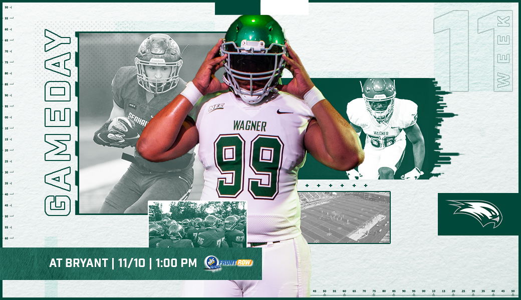 hot sale online cb95d cbcfb Football Travels To Bryant For Saturday, 1:00 PM Kickoff ...