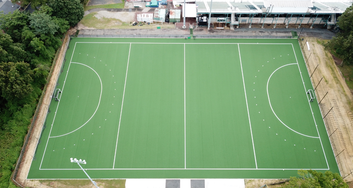 Wagner Unveils Aerial Images Of Brand New Field Hockey Complex Wagner College Athletics