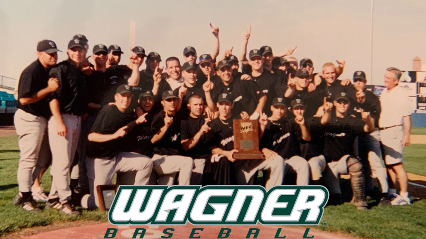 Celebrating The 20th Anniversary Of The 2000 Wagner Baseball Northeast Conference Championship Wagner College Athletics